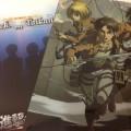 アニメ版進撃の巨人第9巻パッケージと付録